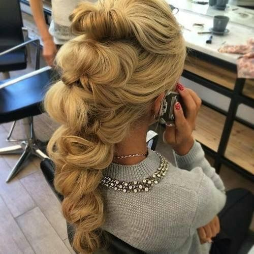 long hair styles for prom braids photos and tutorials the haircut web 2522 | 2522a8dd9d7ef0d8f6c57dc364667bea