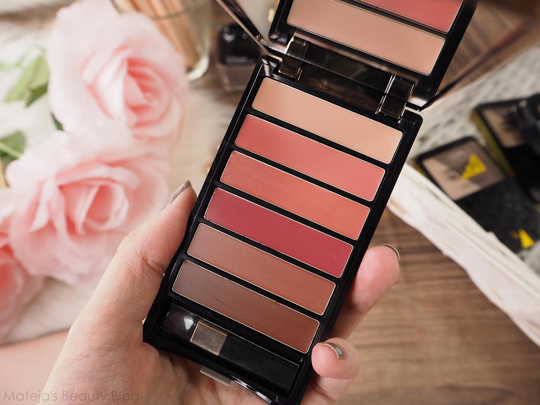 Loreal Color Riche La Palette Lips Matejas Beauty Blog Bloglovin Krezi Kamis 26 Bourjois Rouge Edition Velvet Lipstick
