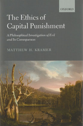 """ethics paper on death penalty Decades ago, death penalty cases were not even to be reported in many times   in his paper, """"the minimal invasion argument against the death penalty"""",."""