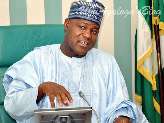 You are ignorant and don't have the monopoly of gutter language - Dogara fires back at Tinubu