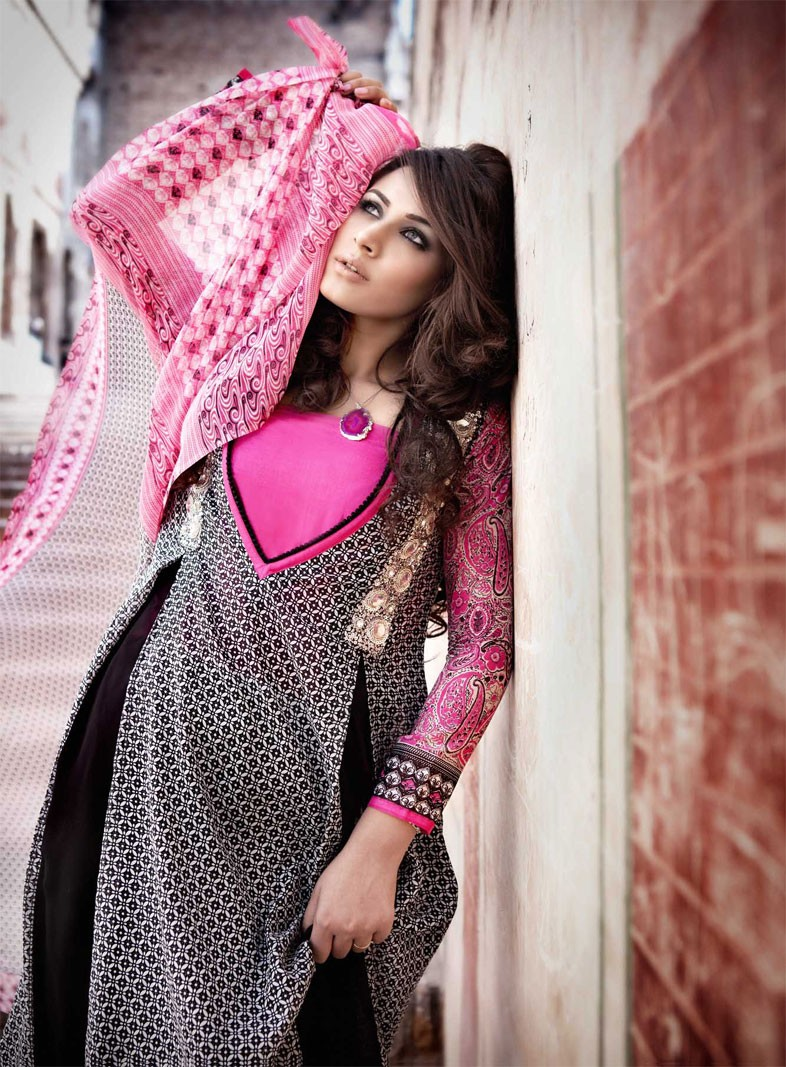 Collateral Loan Bad Credit >> FASHION FOR LADIES: Gul Ahmed Loan Dresses