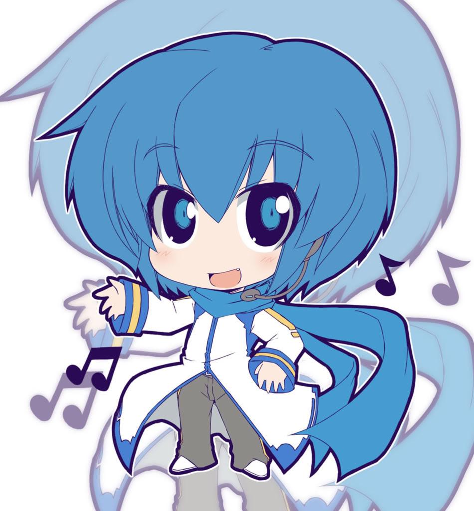 Addicted Addicts!: Vocaloid CHIBI
