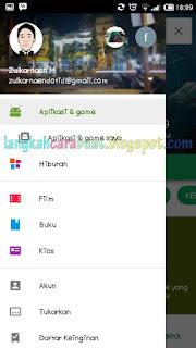 Cara Masuk ke Akun Google di Android Untuk Mengaktifkan Play Store