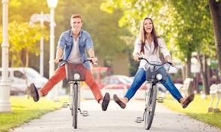 Bersepeda Membantu Pertumbuhan Tulang Kita Sehingga Badan Menjadi Tambah Tinggi