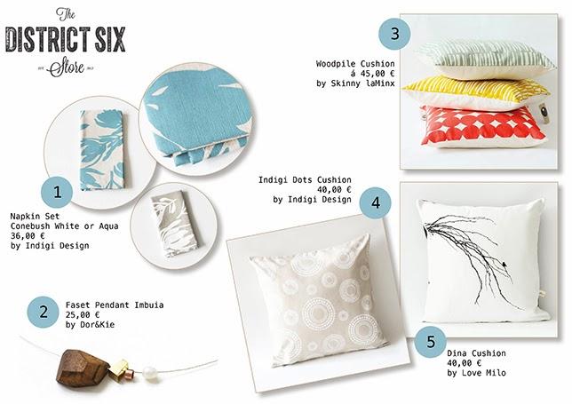 Ynas Design Blog, District Six Store