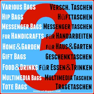 Biggest Free Bag Sewing Patterns Collection 3 / Größte Kostenlose  Taschen Schnittmuster Sammlung 3