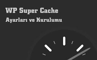 wp süper cache