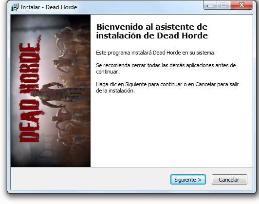 Dead Horde PC Full Español