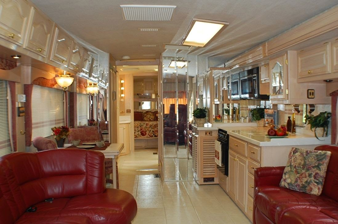 Used Rvs 1999 Fleetwood American Dream For Sale By Owner