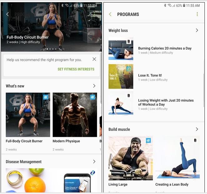 Fitur Aplikasi Samsung Health Yang Wajib Kamu Ketahui