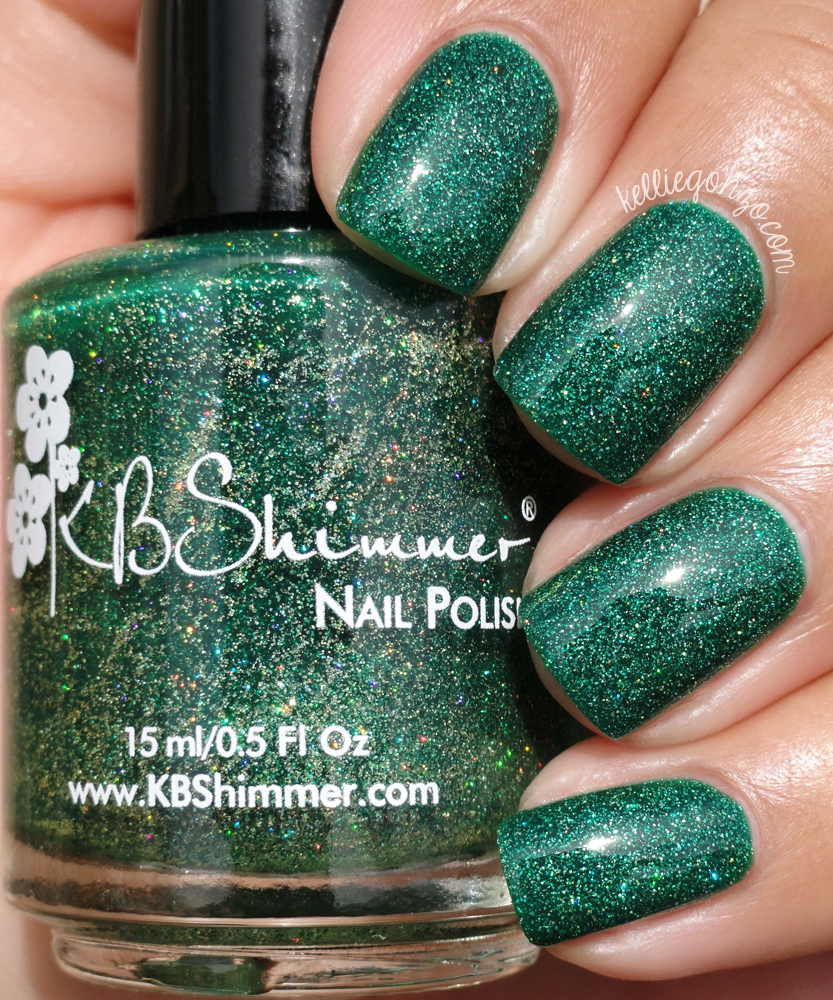KBShimmer Spruce Things Up