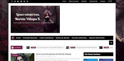 Blog Escritora Mariela Villegas