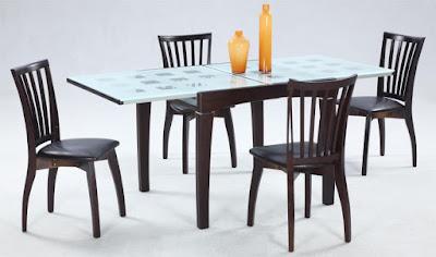 table a manger extensible espace reduit