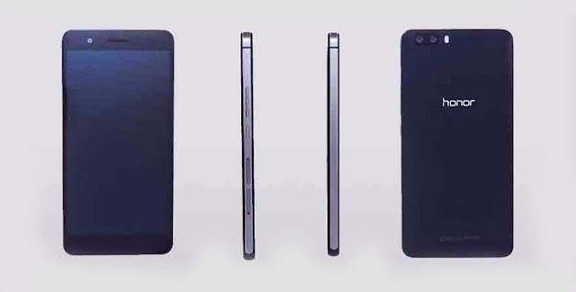 Desain dan Fitur Huawei Honor 6X