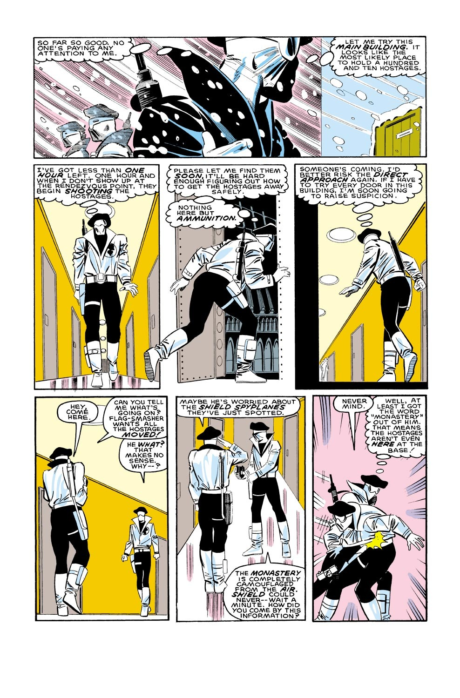 Captain America (1968) Issue #321 #249 - English 17