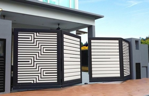 Top 20 Modern Gate Design Ideas Catalogue 2019