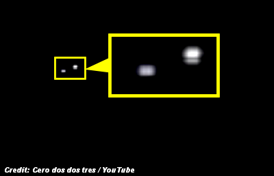 UFO Caught on Video Over Mar del Plata | ARGENTINA