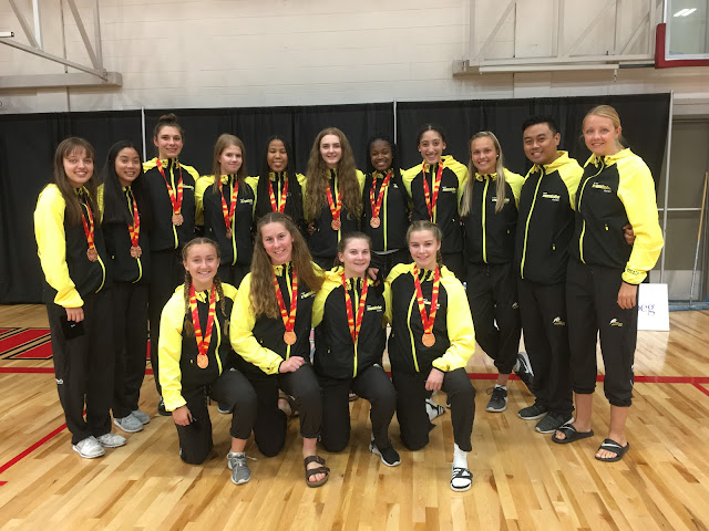 Image result for 2017 canada games basketball bronze medal