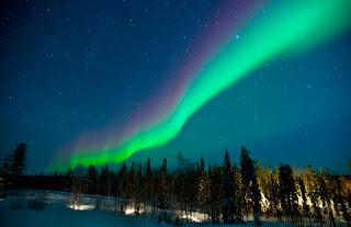 5 tempat terbaik untuk melihat aurora