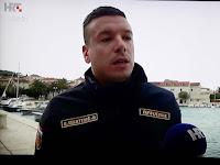 Nikola Martinić – Dragan, zapovjednik DVD Supetar Dica mora Supetar slike otok Brač Online