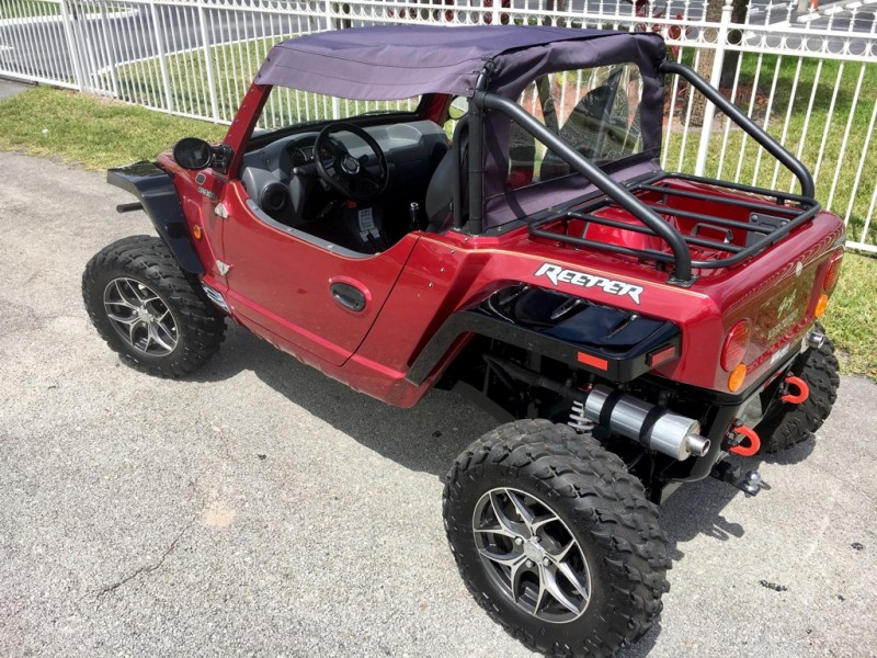 Daily Turismo: Auction Watch: 2016 Oreion Reeper Sport 4X4 Limited