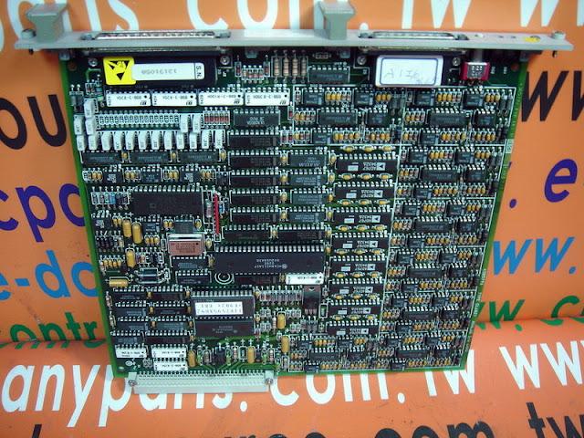 FISHER ROSEMOUNT I/O MODULE ANALOG (A.I.O CARD) CL6821X1-A5 / 43B5797X022 REV.D