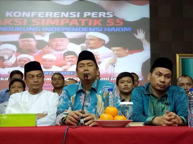 Tim Advokasi GNPF-MUI Ungkap Inkonsistensi JPU