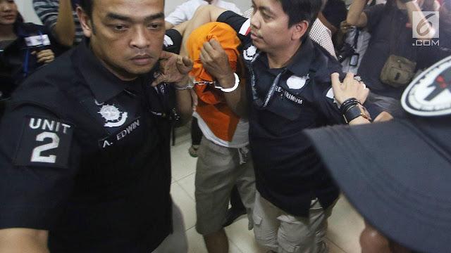 Polisi Amankan Satu Penjual Senpi ke Dokter Helmi