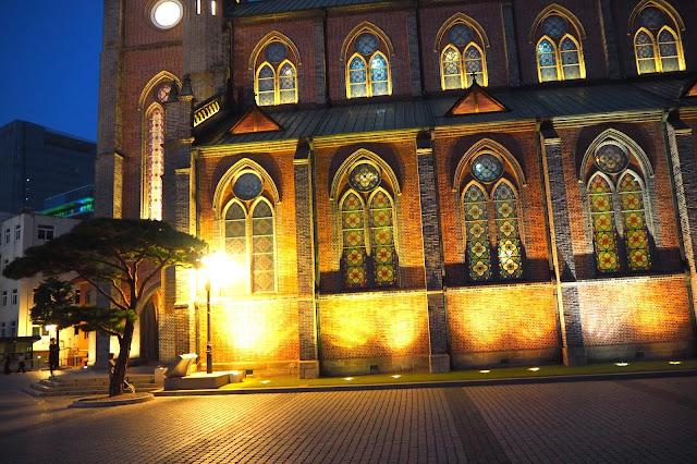 남한 교회