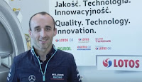 Robert Kubica Lotos sympozjum F1 Williams