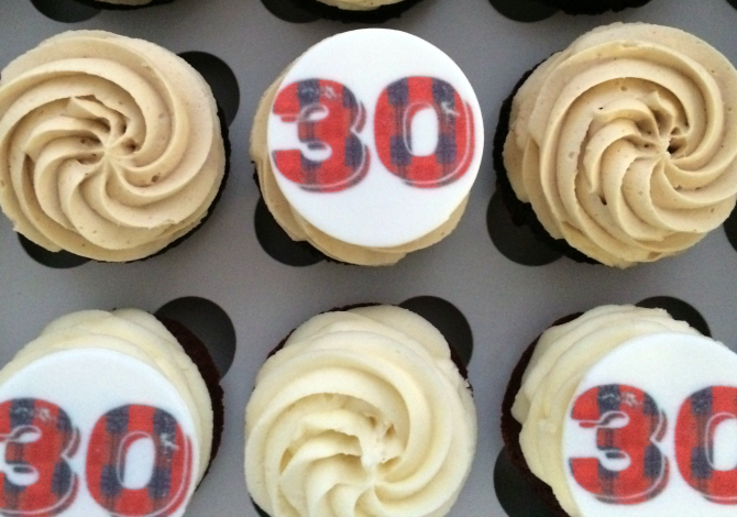 Lumberjack Bash 30th Birthday Party