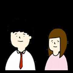 Taiwan-Japan couple life jp version