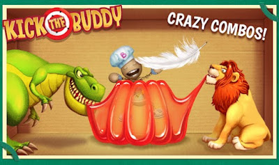 Kick the Buddy Apk + Mod, Unlimited Money/Gold for Android