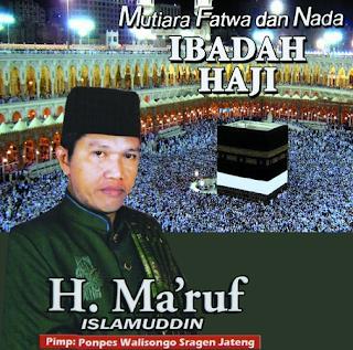 Jadwal Pengajian K.H Ma'ruf Islamudin Februari 2016