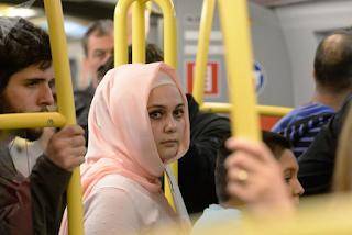 Хиджаб в астрийской столице