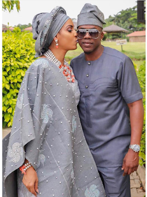Juliet Ibrahim and boyfriend Iceberg slim latest photos and news