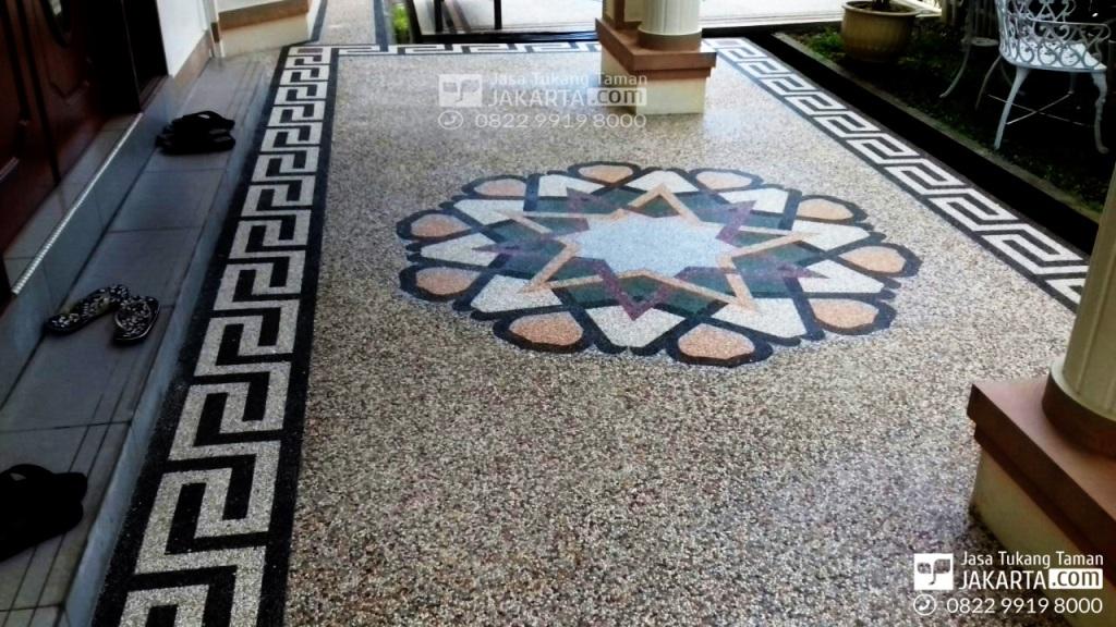 jasa pembuatan lantai karport di jakarta