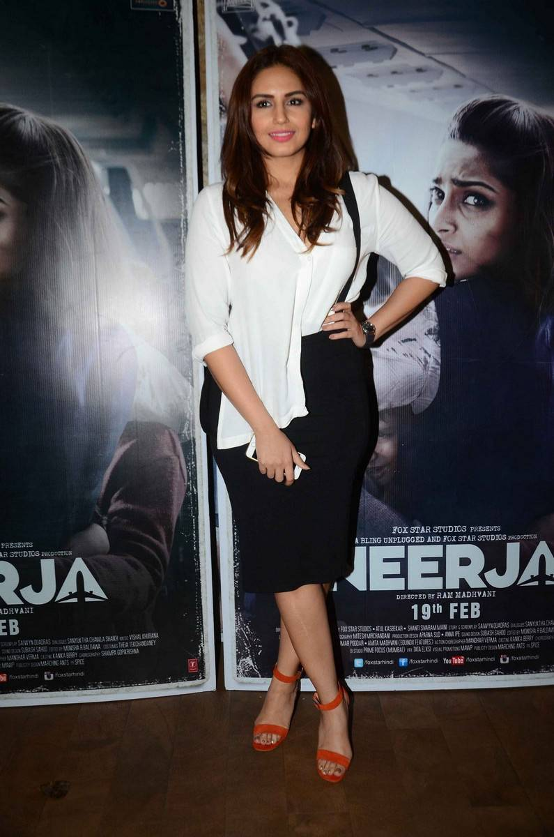 Bollywood Actress Huma Qureshi Latest Stills Photos