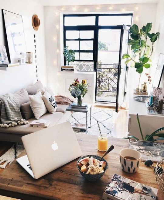 Crea tu zona de trabajo hygge