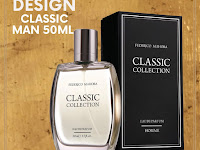 Design Botol Baru Parfum FM Classic Collection
