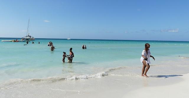 Karibisches Meer bei Negril, Jamaika