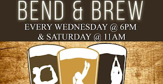 Bend & Brew at BEER LAB by Ghostface