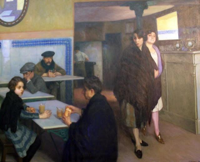 José Bermejo Sobera, Rafael Mas i Ripoll, Paisajistas españoles, Paisajes de Rafael Mas i Ripoll, Pintor español, Pintores de Barcelona, Pintores Catalanes