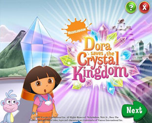 Download Dora Saves the Crystal Kingdom for PC