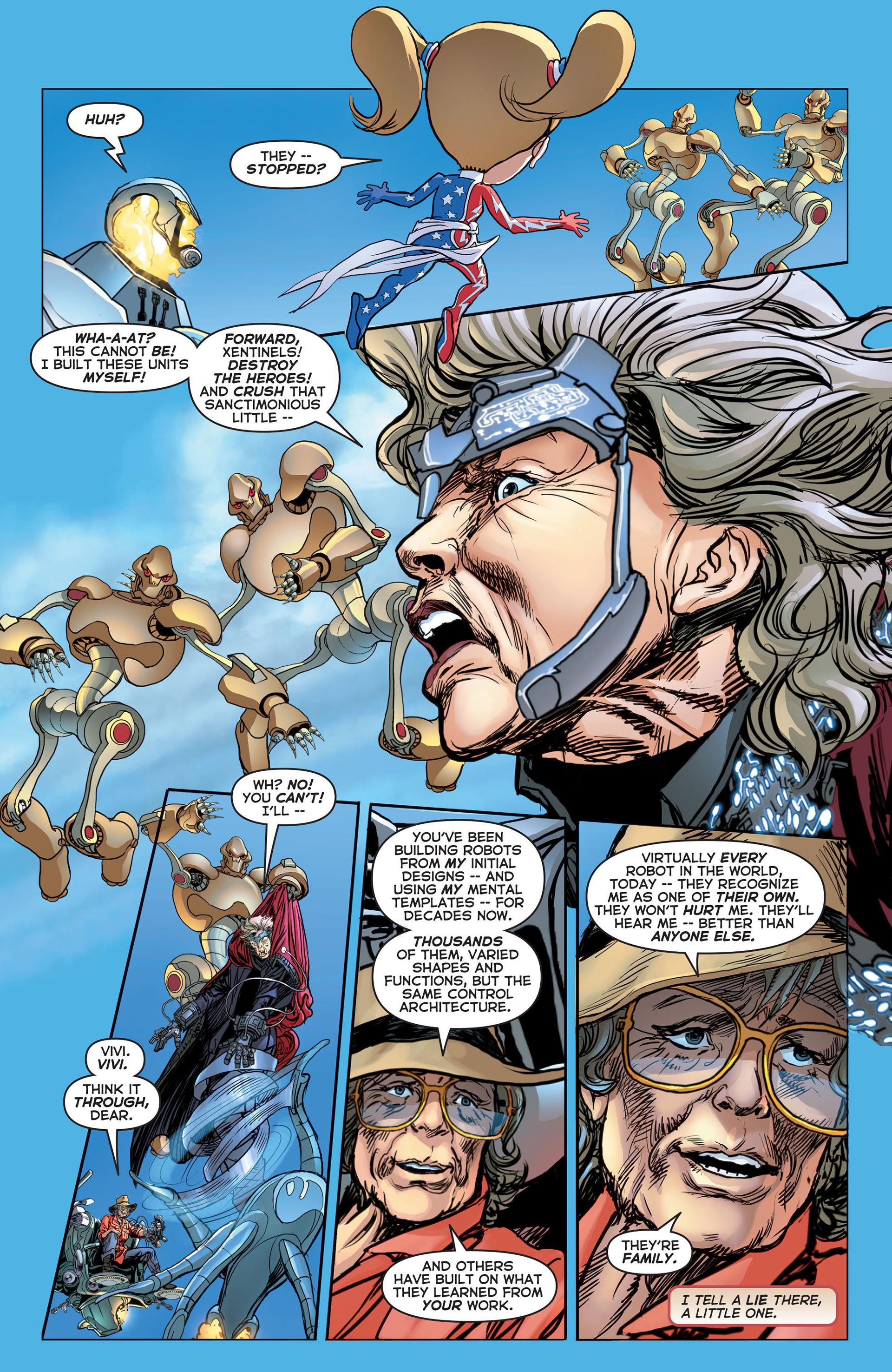 Read online Astro City comic -  Issue #15 - 20