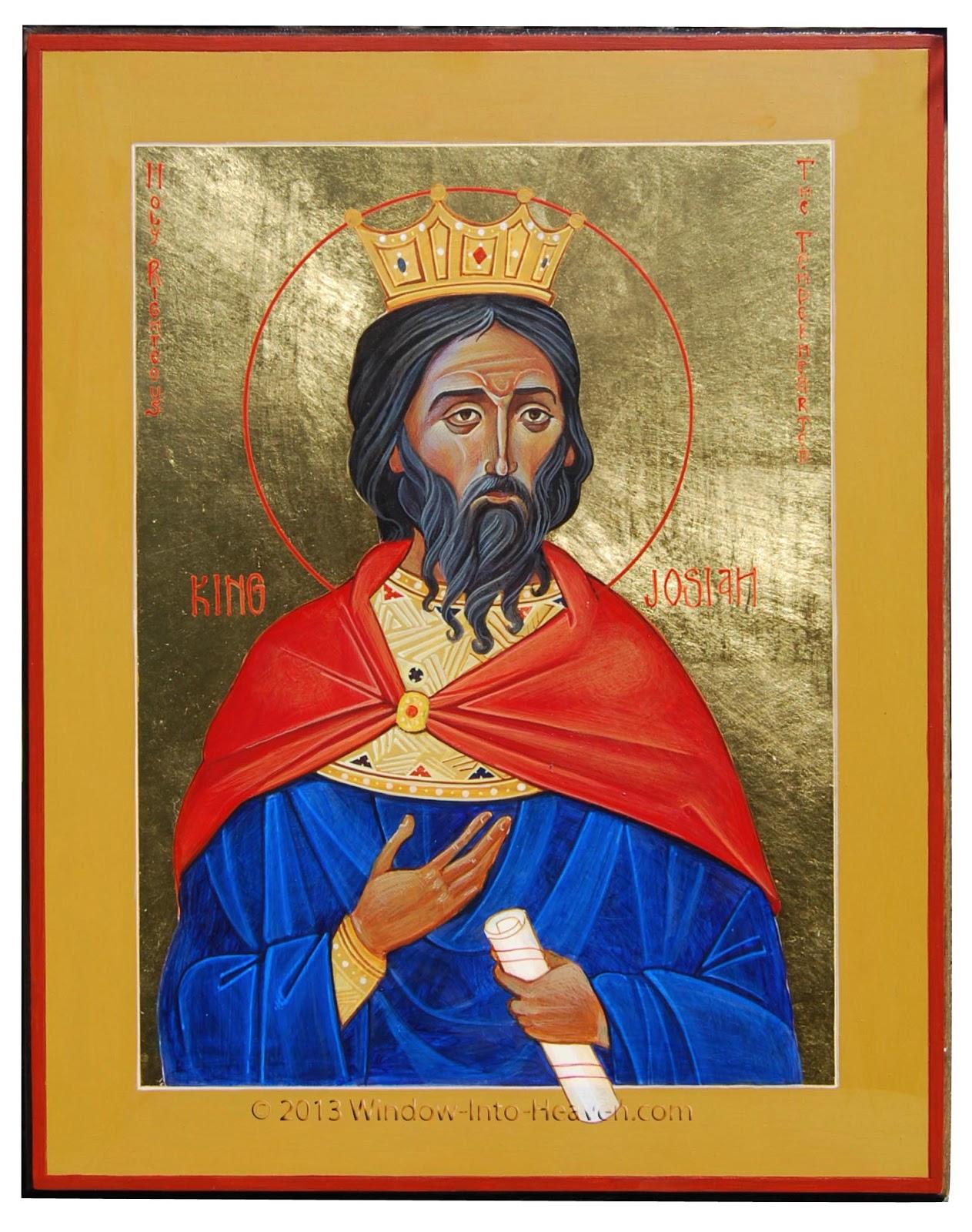 Josiah Of Judah The Great King Bac 2 Kings Ch 23: Www.Window-Into-Heaven.com