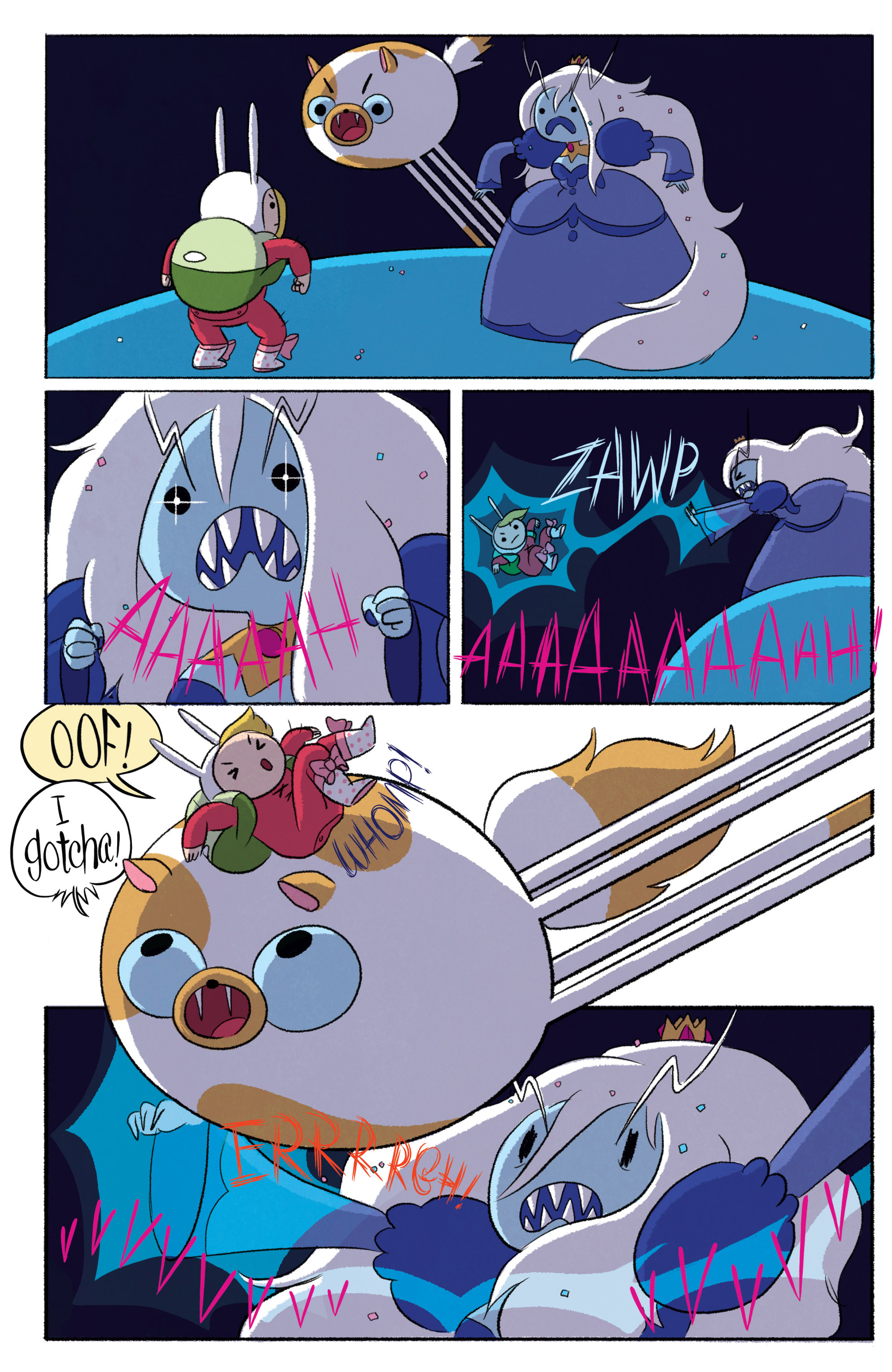Read online Adventure Time with Fionna & Cake comic -  Issue #2 - 12