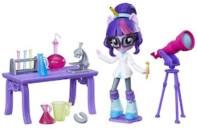 My Little Pony Equestria Girls Minis Twilight Sparkle Sci Lab Doll