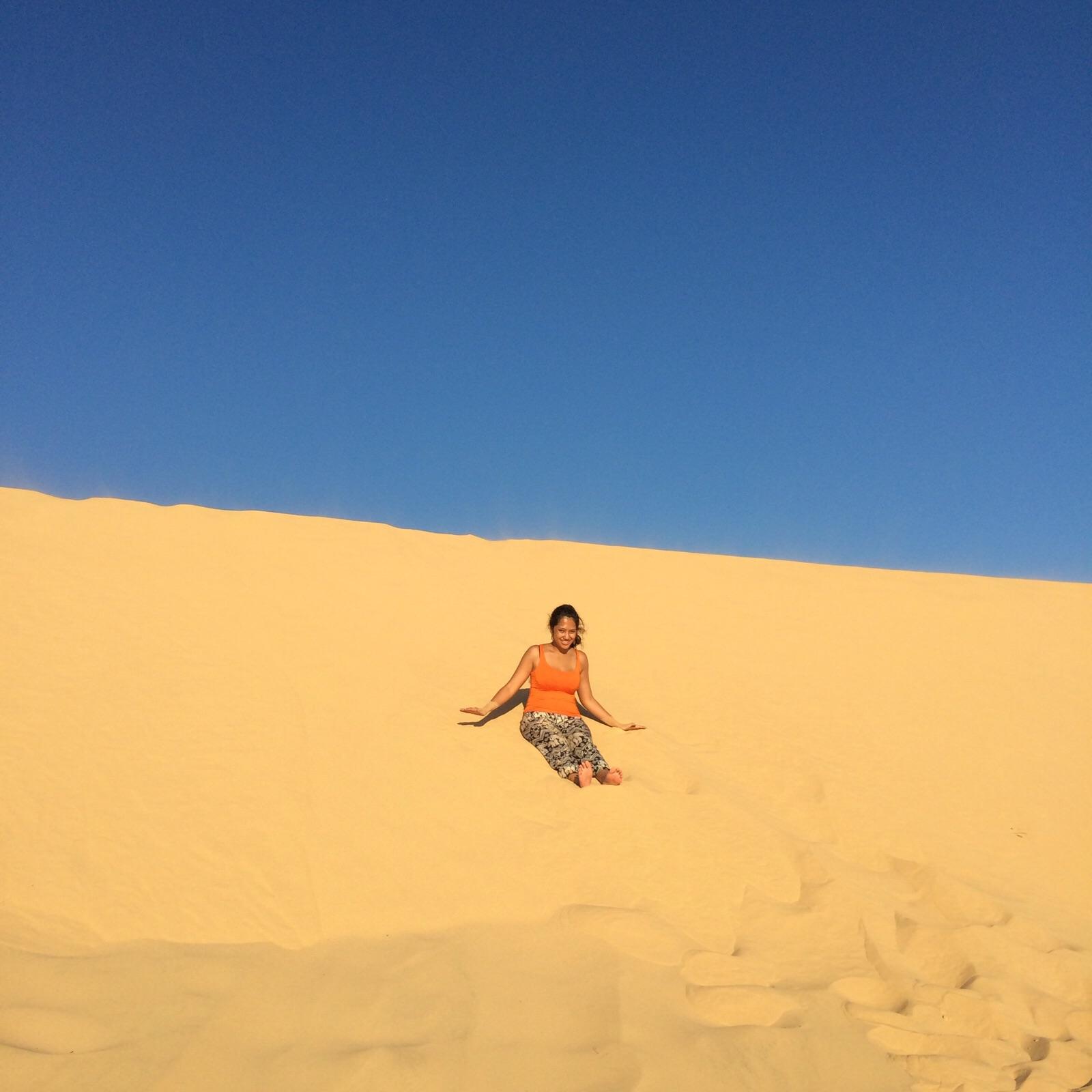White Sand Dunes, Mui Ne | Ummi Goes Where?
