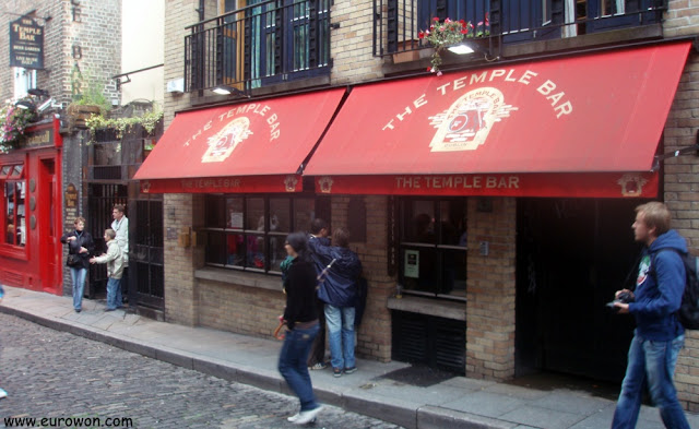Temple Bar de dia